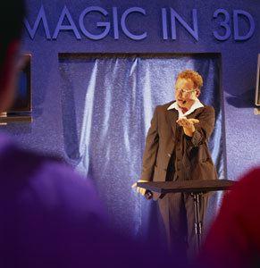 Infotainment mit dem Zauberer