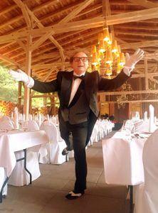 falscher Kellner in Stuttgart Hochzeit