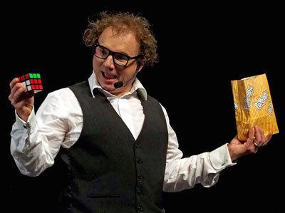 Zauberer und Comedy Hochzeit Unterhaltungsprogramm
