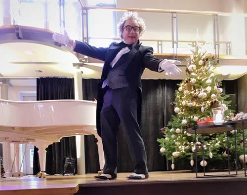 Weihnachtsfeier Unterhaltung Tübingen Reutlingen Balingen