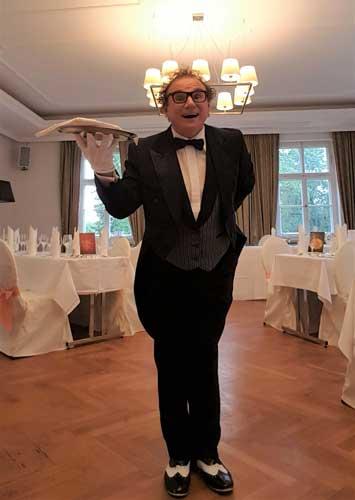 Bauchredner und Zauberer für Geburtstag in Günzburg