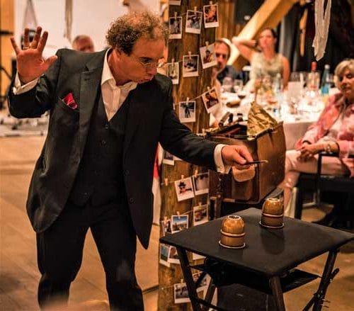 Zauberer in Sankt Gallen