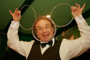 Zauberer in Stuttgart für Hochzeit und Geburtstag