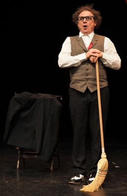 Zauberer in Zürich