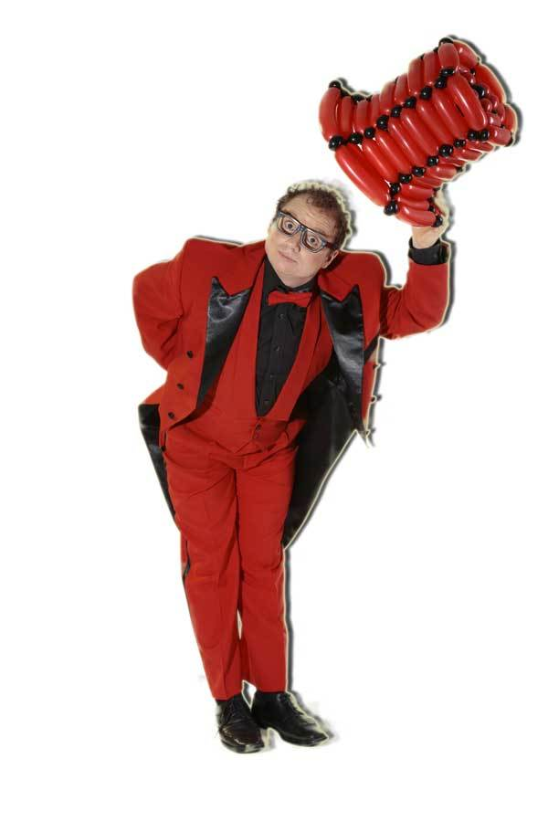Ballonkünstler KIndergeburtstag und Clown