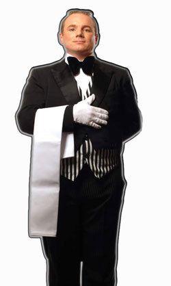 Butler buchen