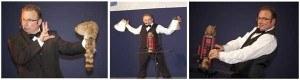 Zauberer und Bauchredner in Wiesbaden bei Hochzeit und Geburtstag
