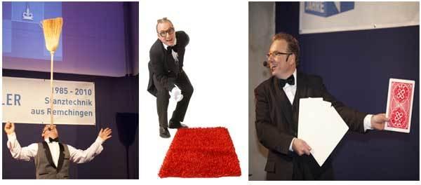 Comedy- und Unterhaltungskünstler in Karlsruhe